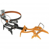 Petzl Dart Crampons Orange/Black