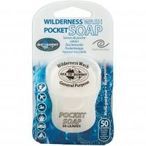 Sea to Summit Wilderness Wash Pocket Soap 50 leaf