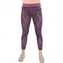 ABK Cypress Women's Leggings - Grape Wine