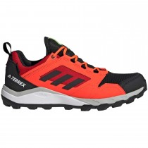 Adidas Terrex Agravic TR GTX Trail Running Shoes - Men's - Solar Red/Core Black/Grey Two