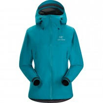 Arc'teryx Beta SL Hybrid Women's Waterproof Jacket - Dark Firoza