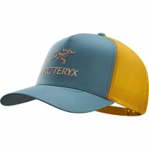 Arc'teryx Logo Trucker Hat - Astral/Quantum
