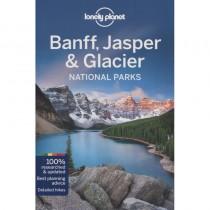 Banff Jasper & Glacier National Parks: Lonely Planet Travel Guide