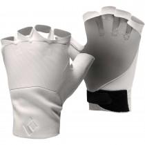 Black Diamond Crack Climbing Gloves - White