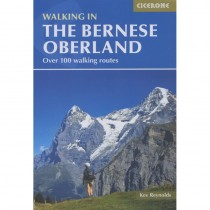Walking in the Bernese Oberland by Cicerone