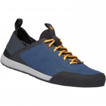 Black Diamond Session Shoes - Eclipse Blue/Amber - Men's