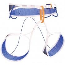Blue Ice Addax Climbing Harness - White