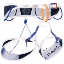Blue Ice Choucas Pro Climbing Harness - White