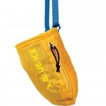 Blue Ice Sender Chalkbag - Spectra Yellow