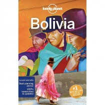 Bolivia: Lonely Planet