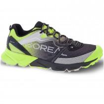 Boreal Saurus Men's Running Shoe - Black/Pistachio