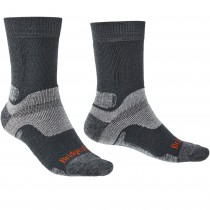 Bridgedale Hike Midweight Merino Endurance Men's Socks - Gunmetal