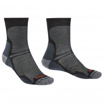 Bridgedale HIKE Ultra Light Merino Endurance Men's Socks - Black
