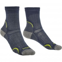 BRIDGEDALE - HIKE Ultra Light Merino Endurance Women's Sock - Denim