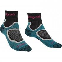 Bridgedale TRAIL SPORT Lightweight T2 Merino Cool Comfort Running Socks - Women's