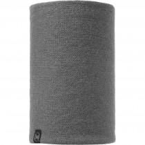 Buff Knitted Neckwarmer Colt - Grey Pewter