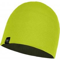 Buff Dub Reversible Beanie - Citric Yellow