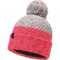 Buff Janna Knitted Hat  - Cloud