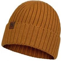 Buff N-Helle Knitted Hat - Mustard