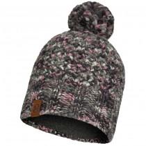 Buff Margo Knitted Hat - Castlerock Grey