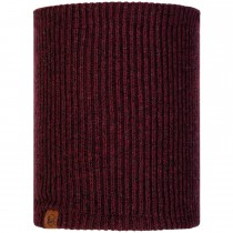 Buff Knitted & Polar Neckwarmer Lyne - Maroon