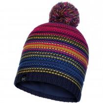 Buff Knitted & Polar Hat Neper - Night Blue