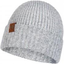Buff Knitted Hat New Biorn - Light Grey