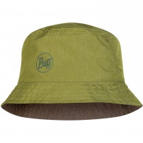 Buff Travel Bucket Hat - Shady Khaki