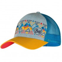 Buff Trucker Cap - Ladji Multi