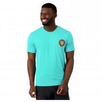 Cotopaxi Circle Mountain T-Shirt - Mens - Lagoon