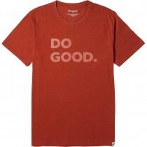 Cotopaxi Do Good T-Shirt - Men's - Cayenne