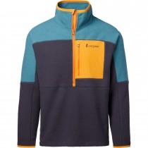 Cotopaxi Dorado Half-Zip Fleece Jacket - Men's - Submarine/Graphite