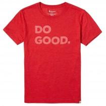 Cotopaxi Do Good T-Shirt - Women's - Racing Red
