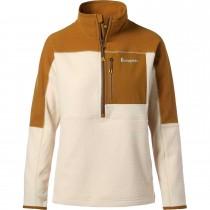 Cotopaxi Dorado Half-Zip Fleece Jacket - Women's - Bronze & Cream