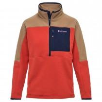 Cotopaxi Dorado Half Zip Fleece Jacket - Womens - Desert/Terracotta