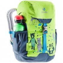 Deuter Schmusebär Children's Backpack - Kiwi/Arctic
