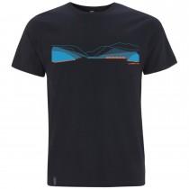 DMM Pass Organic Cotton Men's T-Shirt -Denim Blue
