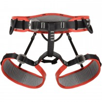 DMM Renegade 2 Climbing Harness - Red-Grey