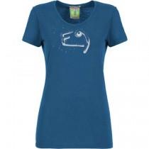 E9 Flipp T-Shirt - Women's - Cobalt Blue