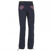 E9 Onda Story Trousers - Womens - Blue Navy