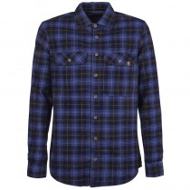 E9 Peppino Shirt - Men's - Blue Check