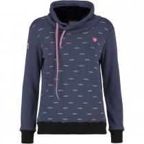 E9 Poppy Women's Sweater -Blue