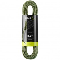 Edelrid Swift Protect Pro Dry 8.9mm Climbing Rope - Night Green