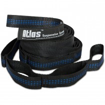 ENO Hammocks Atlas Suspension System pile - Black