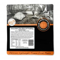 Expedition Foods Dessert Range - Chocolate Chip Biscuit Pudding