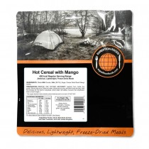 Expedition Foods Regular Range Hot Cereal with Mango 450kcal