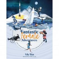 Fantastic Female Adventurers: Lily Dyu