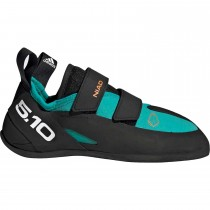 Five.Ten Niad VCS Rock Climbing Shoes - Women's - Black/Turquoise