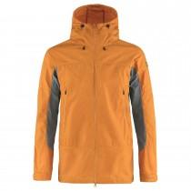 Fjallraven Abisko Lite Trekking Jacket - Ember Orange/Super Grey