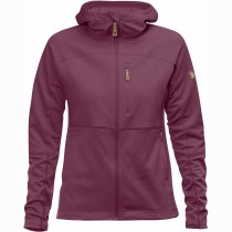 Fjallraven Abisko Trail Women's Fleece - Plum